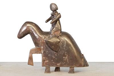 Manolo Valdés, 'Dama a caballo', 2012