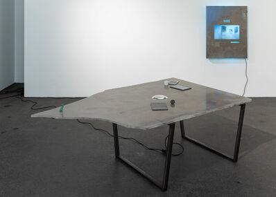 Niko Abramidis &NE, 'Alpha Conference Table', 2020