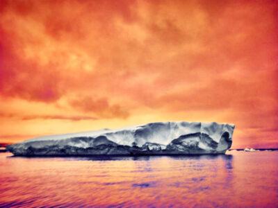 Osceola Refetoff, 'Drifting Mesa, Antarctica', 2020