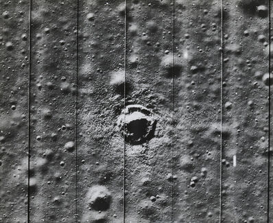 NASA, 'Lunar Orbiter', 1967