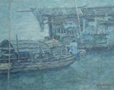 Chen Zhang Hong, 'Boat life (8)', 2009