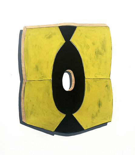 Claire Watson, 'Hollow Yellow', 2020