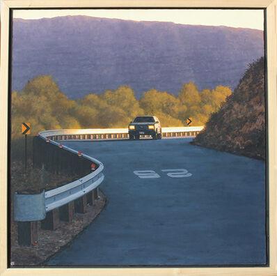 "William Glen Crooks, '""Driving Home From Utah""', 2018"