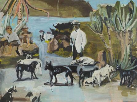 Maia Cruz Palileo, 'Dog Beach', 2016