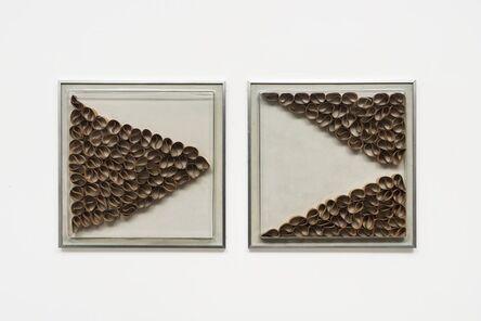 Paulo Roberto Leal, 'Armagem - díptico', 1972