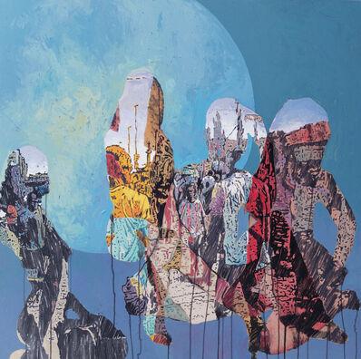Pascal Konan, 'Les 4 grands', 2020