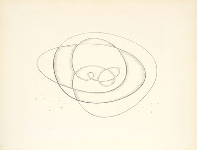 Josef Albers, 'Beta (from Mexican Lithographs)', 1939