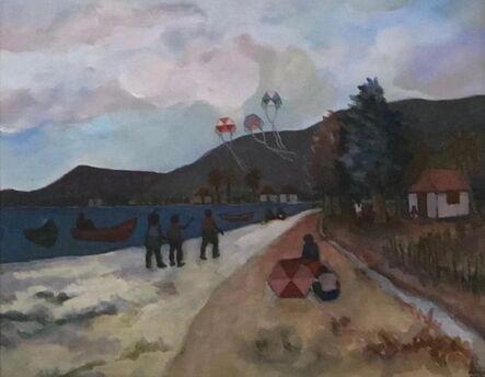 Harry Jacques (Arijac), 'Kites', ca. 2000