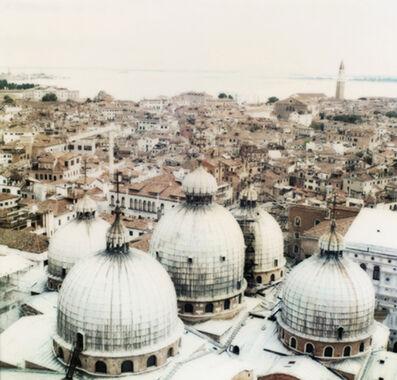 Joshua Jensen-Nagle, 'St. Mark's Domes with Venice Background', 2008