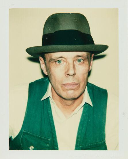 Andy Warhol, 'Joseph Beuys', 1980