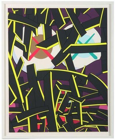 KAWS, 'Paper Smile ', 2012