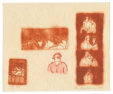 Ida Applebroog, 'Yes, You Can', 1996