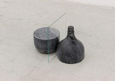 Goran Trbuljak, 'Symmetry', 2012