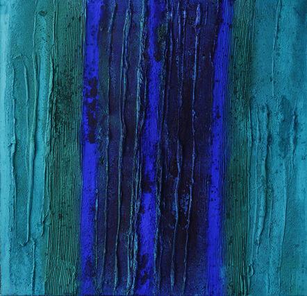 Marcello Lo Giudice, 'Eden Turquoise Blu', 2015