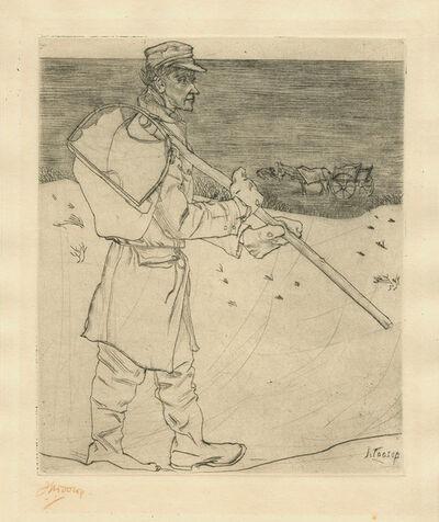 Jan Toorop, 'The Shell Fisherman (De Schelpenvisser)', 1902