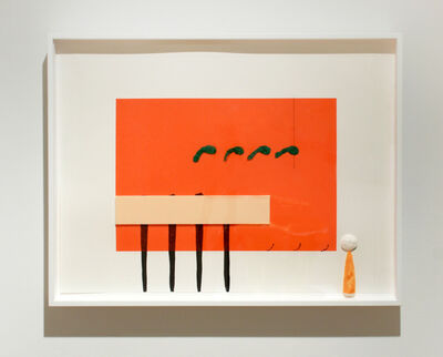 Richard Tuttle, 'For Case Hudson, Printer', 2013
