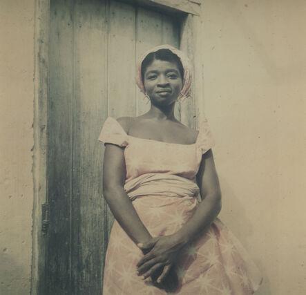 James Barnor, 'Sister Agoe, Studio X23, Accra, 1970s', 2018