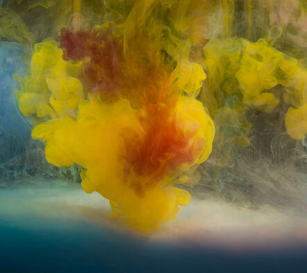 Kim Keever, 'ABSTRACT 28884', 2017