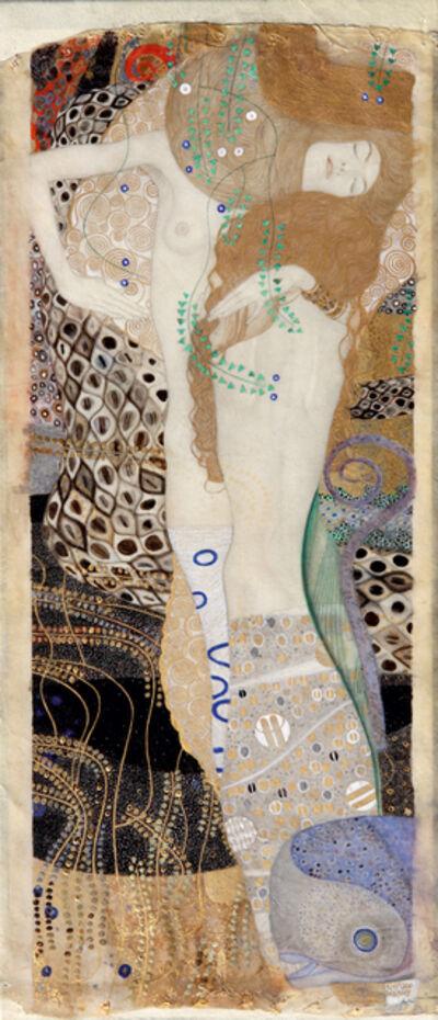 Gustav Klimt, 'Friends (Water serpants)', 1904
