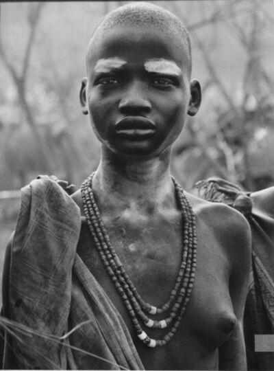 Sebastião Salgado, 'In a cattle camp at Kolkuei, Southern Sudan', 2006