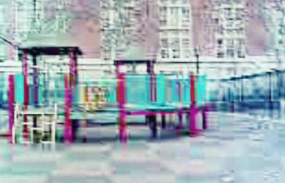 Olaf Rauh, 'Playground #10', 2002