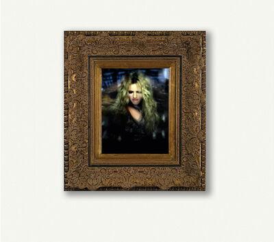 R. Luke DuBois, '(Pop) Icon: Britney', 2010