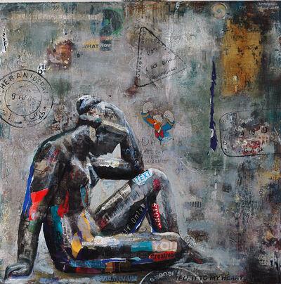 Ali Esmaeilipour, 'Immigrant No. 4', 2015