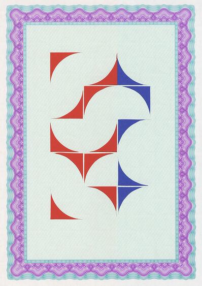 Oscar Abraham Pabon, 'De la serie Artesanías Modernas (8)'