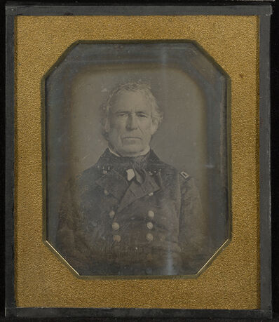 James Maguire, 'Portrait of Zachary Taylor', 1847