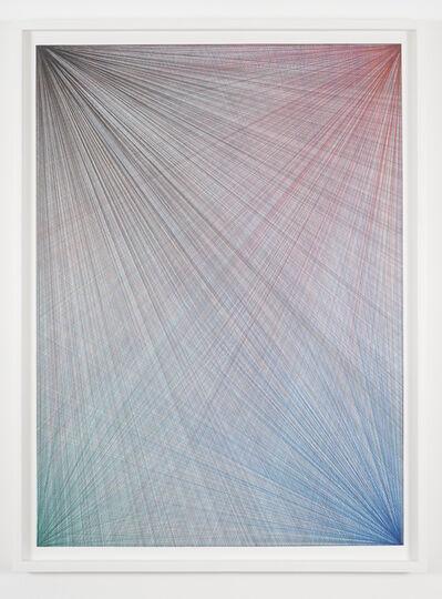 Ignacio Uriarte, 'Four beams', 2015