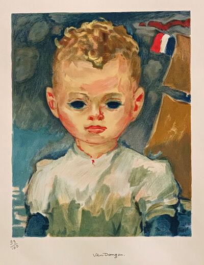Kees van Dongen, 'Jean-Marie dans Le Havre', 1950