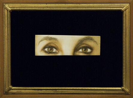 Tabitha Vevers, 'Lover's Eye: Benazir', 2008