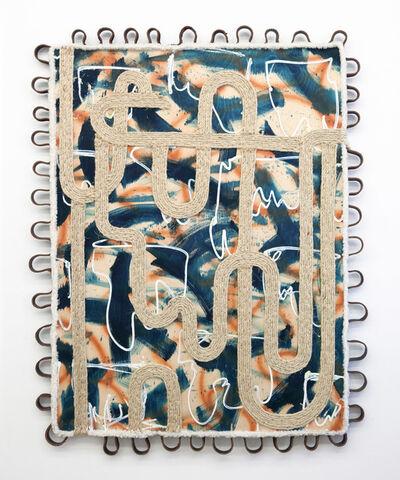 Easton Miller, 'So Rugged', 2015