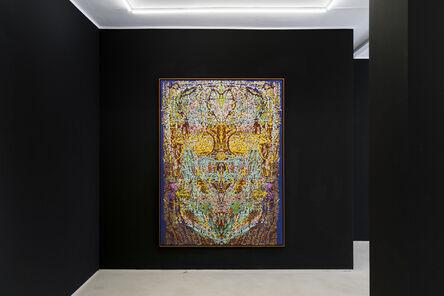 Gerald Davis, 'Rorschach Skull', 2018