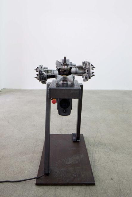 Thomas Bayrle, 'Spatz von Paris', 2011