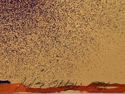 Jules Olitski, 'Toora', 1986