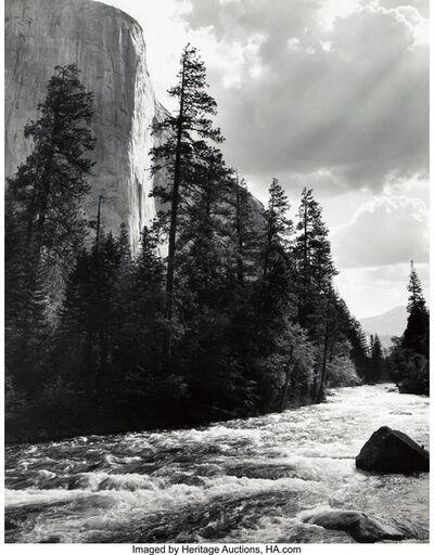 Ansel Adams, 'El Capital, Yosemite National Park, California'