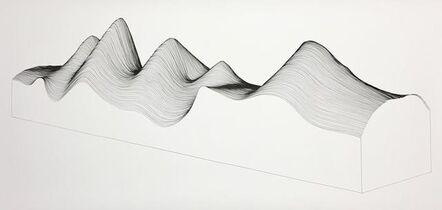 Julián Terán, 'Linescape 10', 2017