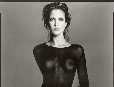 Richard Avedon, 'Stephanie Seymour, Robe by Comme des Garçons, NYC, May 9, 1992', 2003