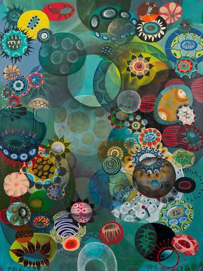 Melinda Hackett, 'Moon Jelly', 2015