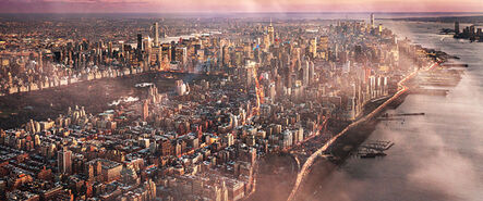 David Drebin, 'Fantasy Island, New York', 2016