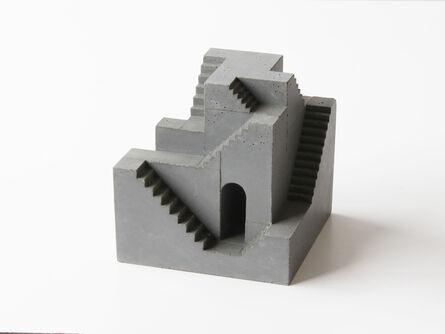 David Umemoto, 'Cubic Geometry SEVEN-1', 2020
