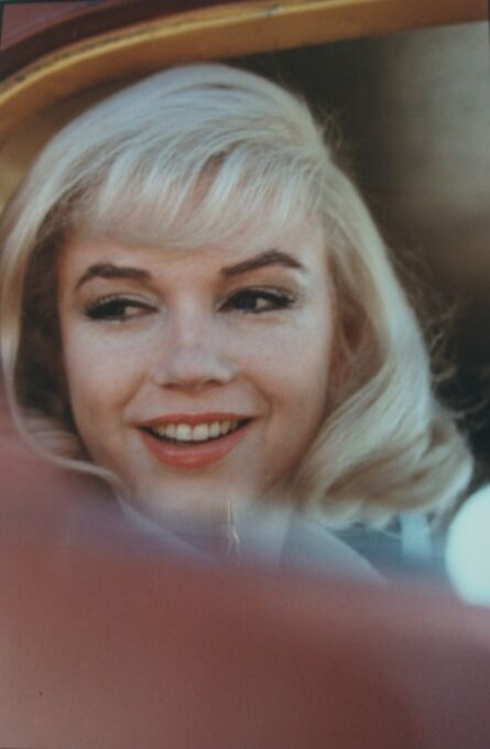 Eve Arnold, 'Marilyn Monroe during filming of The Misfits', 1960