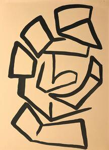 Conrad Malicoat, ''Untitled 1D'', ca. 2016