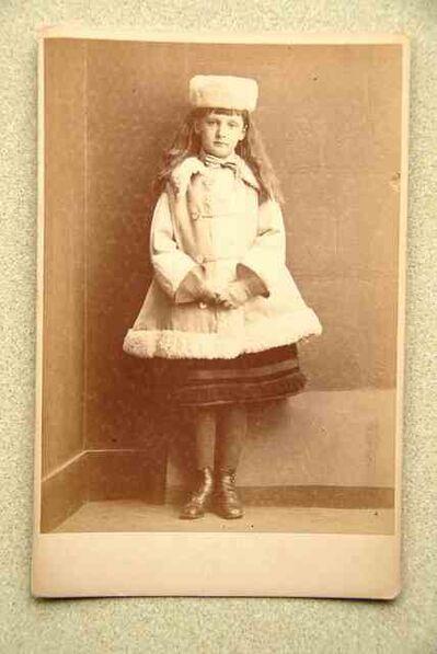 Lewis Carroll, 'Xie Kitchin as Dane', 1873