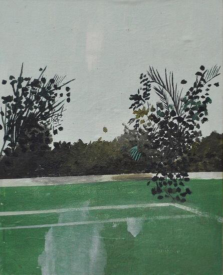 Santiago Quesnel, 'Tennis II', 2015
