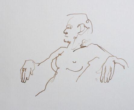 Mary Case, 'Study #13B'