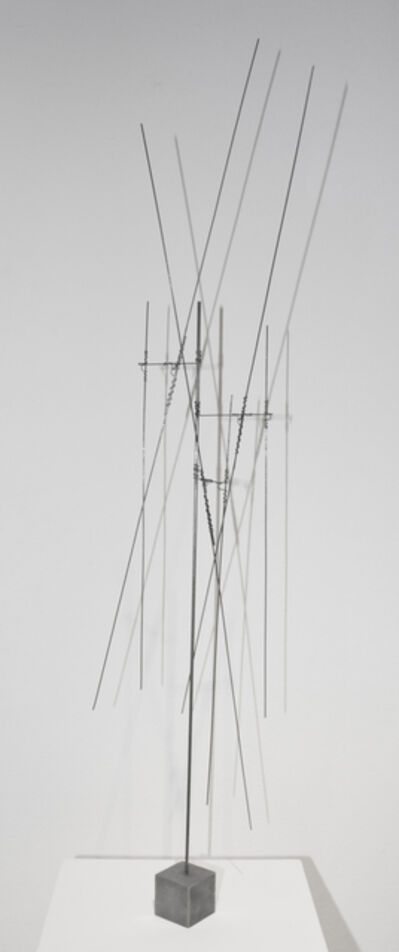 Knopp Ferro, 'Objekt 21:42', 2009