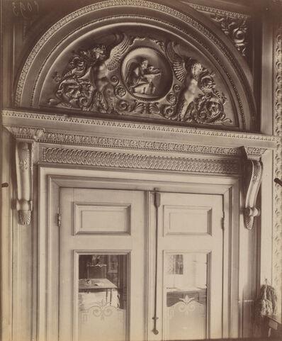Eugène Atget, 'Hôtel Gouthières, 6 rue Pierre Bulet', 1905
