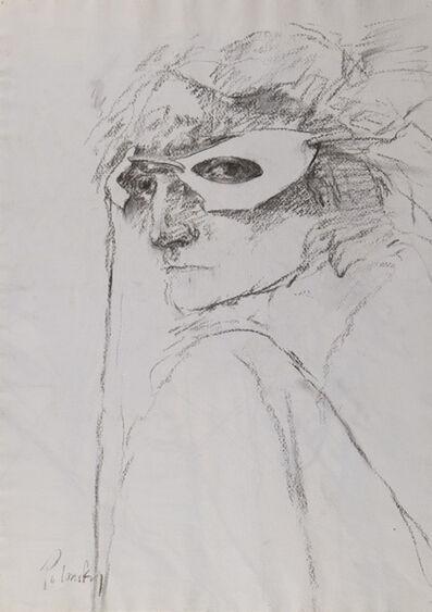 Arthur Polonsky, 'The Mask', ca. 1985